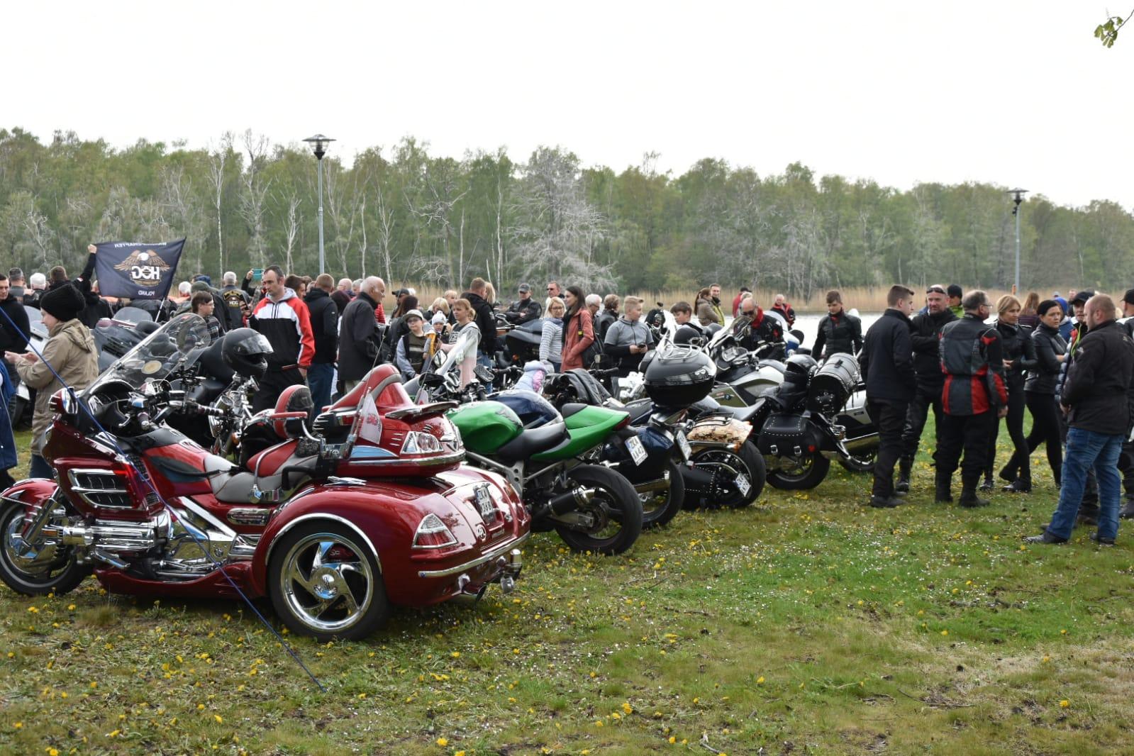 W Dziwnowie zaroiło się od motocykli! [Zdjęcia, Film]