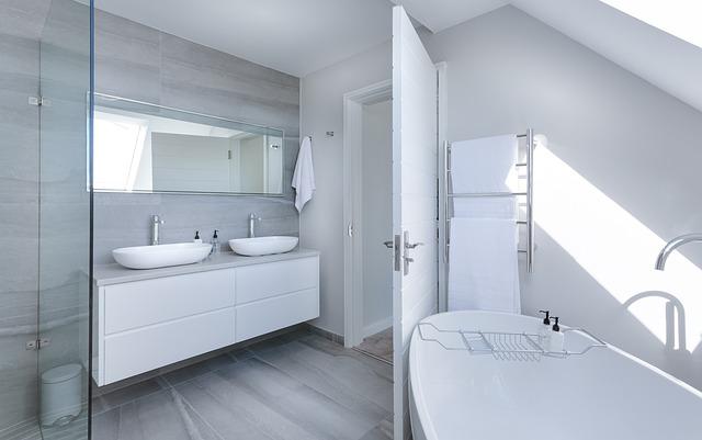 Wybieramy ceramikę do nowoczesnej łazienki!
