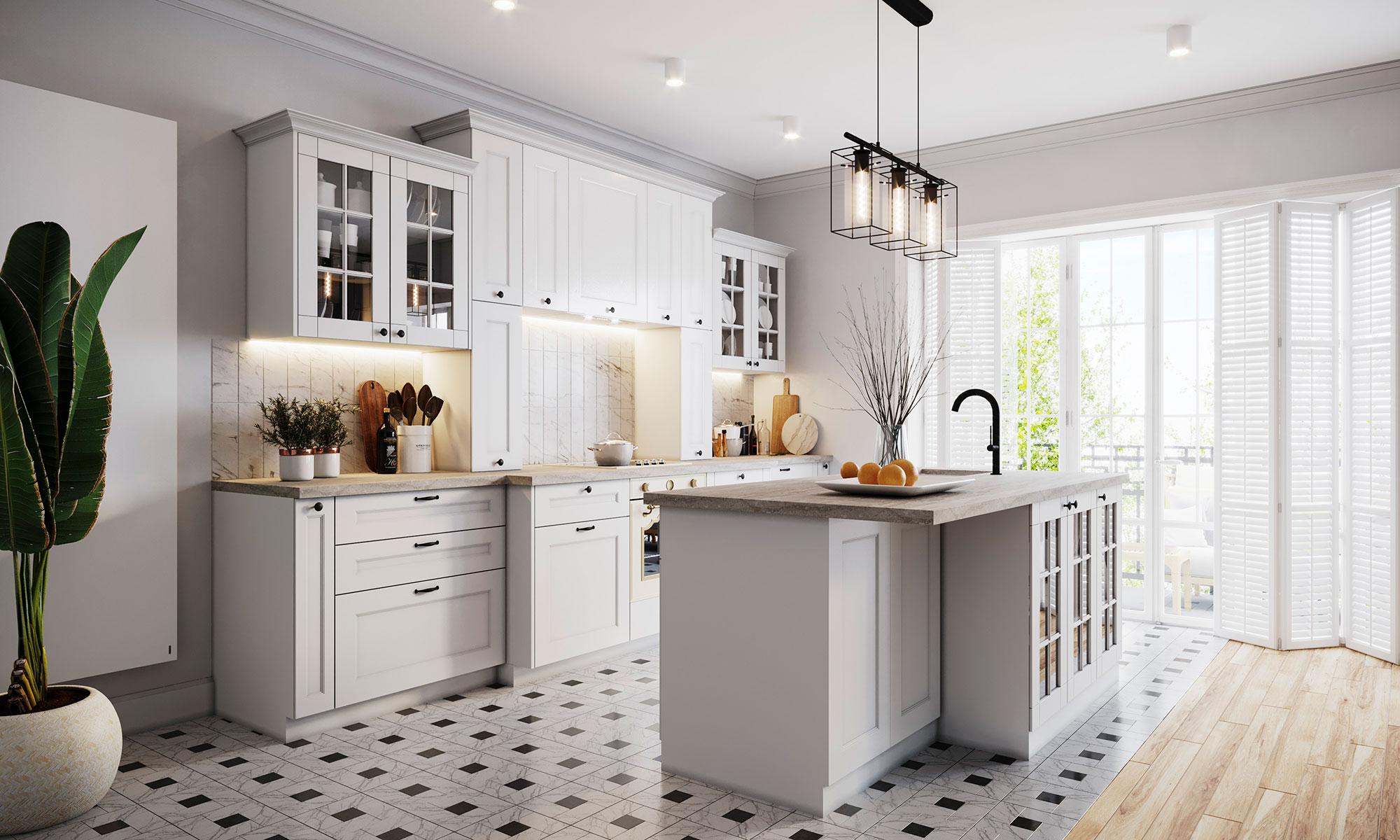 Kuchnia nowoczesna czy klasyczna? Jakie meble kuchenne wybrać