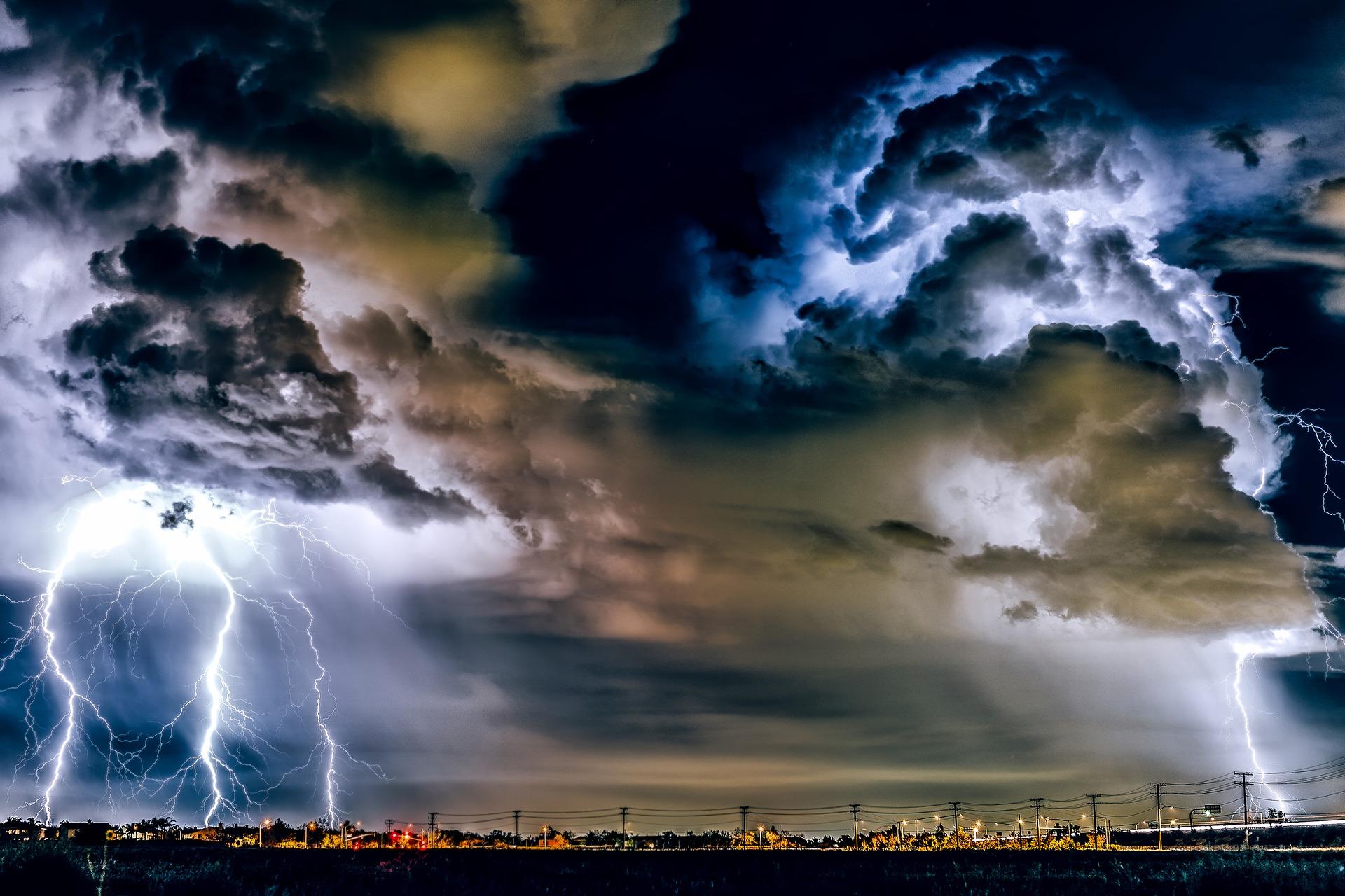 Domowa stacja pogody dla meteopaty