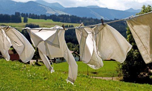 Czy istnieją ekologiczne produkty do prania ?